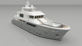 View large version of image: Horizon sells the latest motor yacht EP115