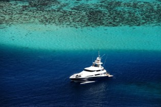 View large version of image: Ultimate TAHITI charter experience aboard luxury catamaran yacht ULTIMATE LADY