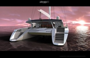 View large version of image: New superyacht Sunreef 90 Ultimate by Sunreef Yachts