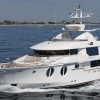 AIM Marine Group Award 2012 for Horizon CC105 motor yacht Starlight