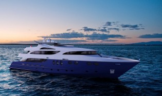 View large version of image: Latest Ocean Series 45m Bray Superyacht Project