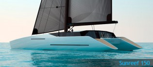 View large version of image: Sunreef 150 ULTIMATE superyacht ONE FIFTY project by Sunreef Yachts