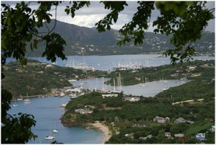 View large version of image: Antigua Boat Show