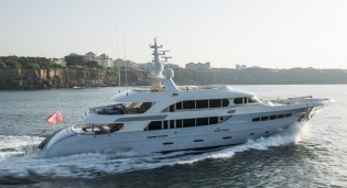 View large version of image: NASSIMA yacht featuring electrical systems by Piet Brouwer