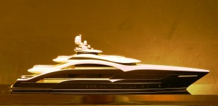 View large version of image: Contract for the new 50m superyacht YN 17350 signed by Heesen Yachts
