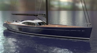 View large version of image: Contract for 4th Oyster 885 yacht signed