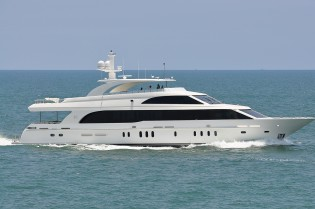 View large version of image: Miami Boat Show to feature 125' Hargrave RPH superyacht GIGI II