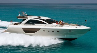 View large version of image: Cheoy Lee Alpha 76 Express yacht honoured with World Yachts Trophy 2012