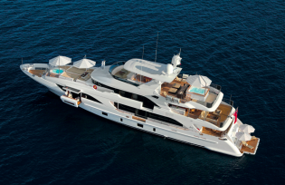 View large version of image: 4th Benetti Classic Supreme 132' Superyacht Sold