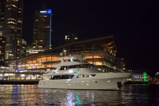 View large version of image: Transformational Refit of Crescent 120' Yacht ENCORE by Platinum Marine