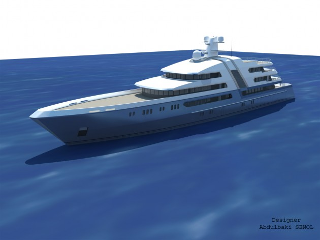 View large version of image: New Concept Design 85m.