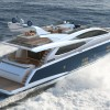 London Boat Show 2013 to feature all-new Pearl 75 yacht styled by Kelly Hoppen
