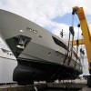 Sanlorenzo launch seventh 38 m SD122 ALCHEMIST TOO Yacht