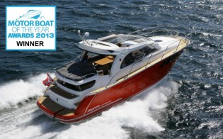 View large version of image: Marex 320 ACC - WINNER OF THE MOTOR BOAT AWARD 2013