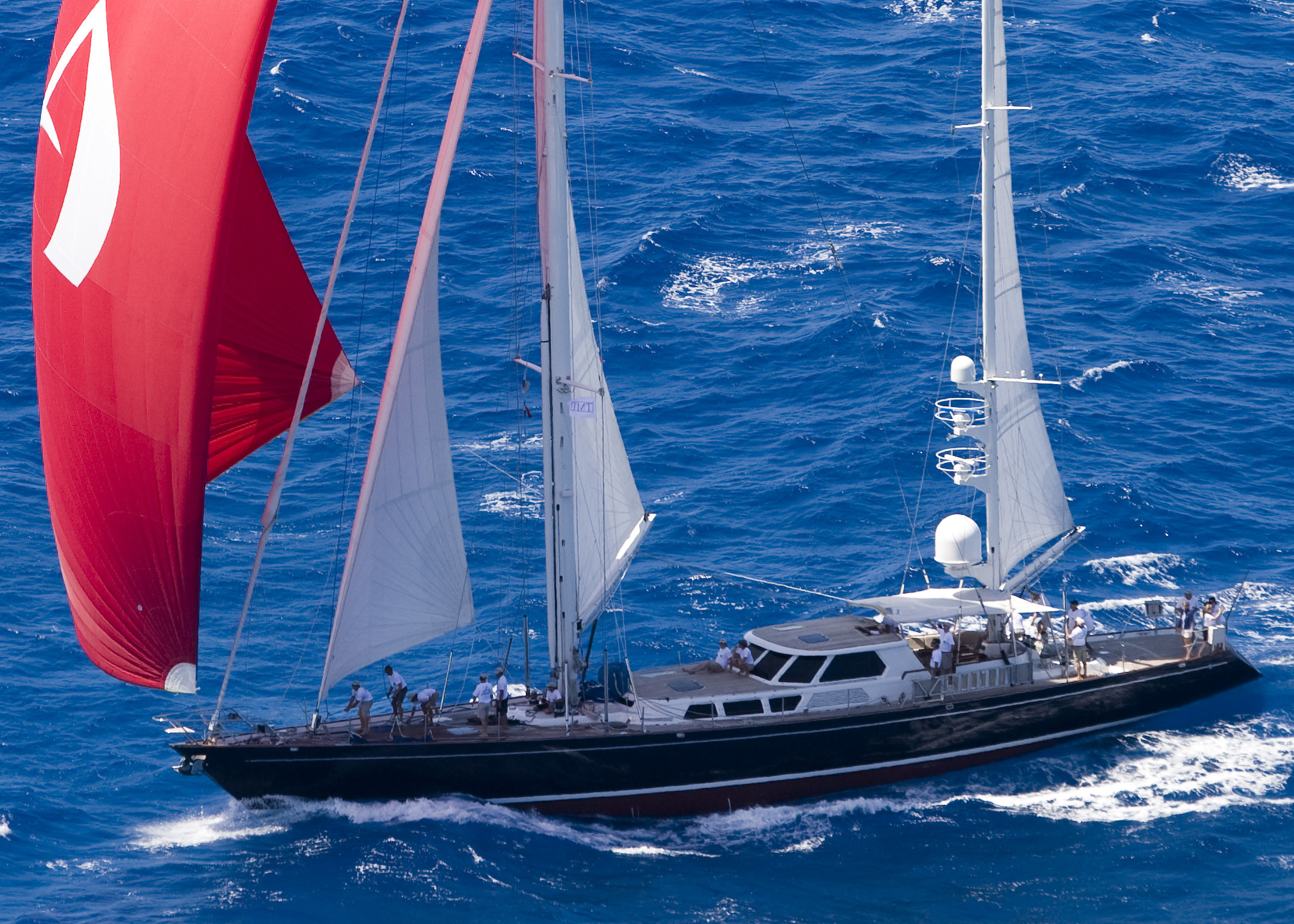 View Large Version Of Image Sailing Yacht AVALON For Listed Sale With Northrop And