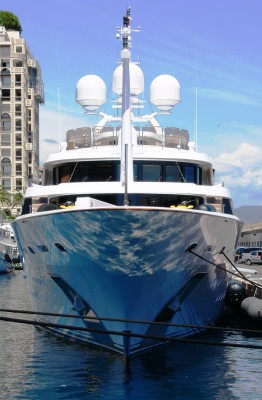 View large version of image: 59m Benetti Yacht I DYNASTY to attend Singapore Yacht Show 2013