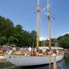 Classic Boat 2013 Award for 1924 William Fife Yacht ADVENTURESS restored by Rockport Marine