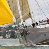 Fitzroy superyacht OHANA - newest vessel racing in NZ Millennium Cup 2013