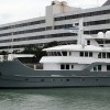 Luiz de Basto designed 38m Inace expedition yacht Batai launched