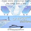 Exclusive Chiefstew party at Antibes Yacht Show !
