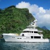 South Pacific charter aboard 24 m luxury motor yacht Beyond Capricorn
