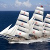 New 86m Clipper ship project ORCHID revealed by Dykstra NA