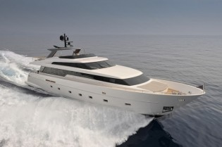 View large version of image: Antibes Yacht Show 2013 to feature SL 94 Yacht BOREAL by Sanlorenzo