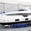Luxury motor yacht Ferretti 960 launched by Ferretti Yachts