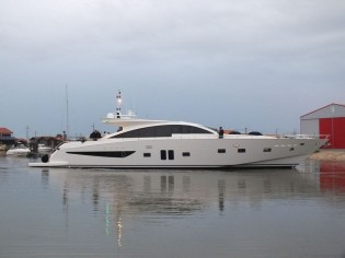 View large version of image: Fourth 2800 Open superyacht NOE launched by Couach Yachts