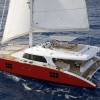 Delivery of Sunreef 70 sailing yacht FENG