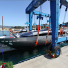 New 44m superyacht MONOKINI launched by Baglietto