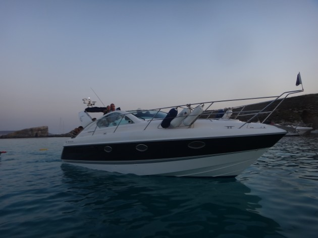 View large version of image: Fairline Targa 34