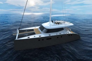 View large version of image: Sunreef to launch its first Sunreef 80 Yacht this summer