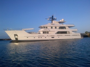 View large version of image: Inace Yachts delivers 38m explorer yacht BATAI