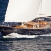 Luxury yacht Pumula with interior design by Rhoades Young wins at World Superyacht Awards 2013