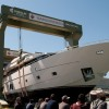 SL94 motor yacht B2 launched by Sanlorenzo