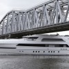 New Heesen FDHF mega yacht GALACTICA STAR completes sea trials