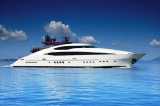View large version of image: Lantic completes reconditioning of AV system aboard 46m Palmer Johnson Yacht CLIFFORD II