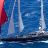 En-Route to New York City, Sailing Yacht AVALON