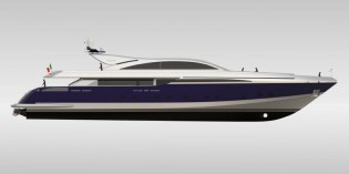 View large version of image: Codecasa Shipyards launch Codecasa 50s Yacht FRAMURA 3