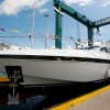 Second Mangusta 94 Yacht launched by Overmarine Group