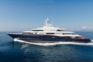 View large version of image: Robb Report's 'Best of the Best' for 87m Oceanco Yacht NIRVANA
