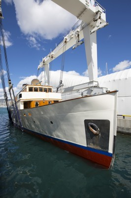 View large version of image: Pendennis Palma completes refit of LADY FAIR Yacht