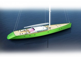 View large version of image: Vitters luxury yacht INOUI set to be delivered soon