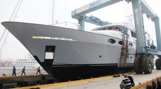 View large version of image: Delivery of newly refitted KEYLA Yacht announced by RMK Marine