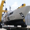 Sanlorenzo launch 8th SD122 superyacht THERAPY