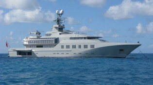 View large version of image: Important superyacht refits completed by Royal Huisman