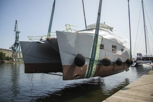 View large version of image: Sunreef launch fourth 60 Sunreef Power Yacht MEOW