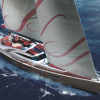 Admiral Tecnomar presents all-new sailing yacht SILENT 76