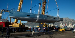 View large version of image: First SW 82 Yacht FEELIN' GOOD launched by Southern Wind